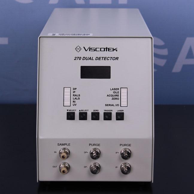 Viscotek  270 Dual Detector Image