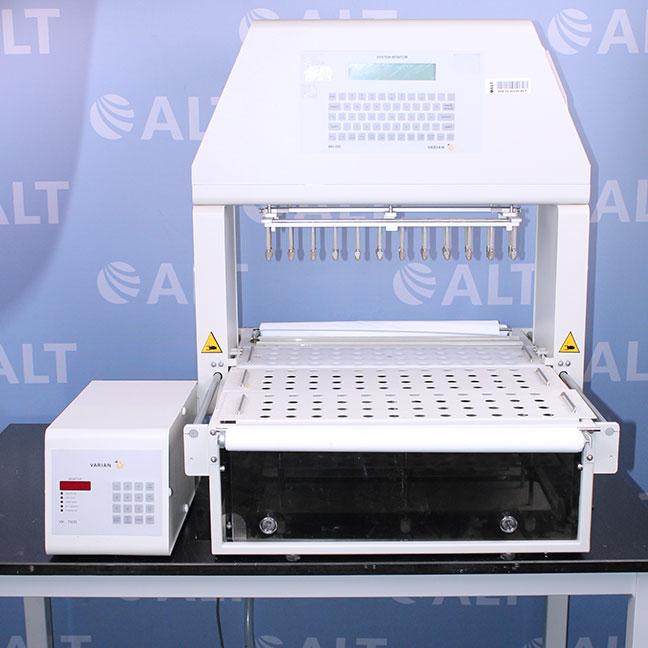 Varian BIO-DIS 25-2500 Dissolution System Image