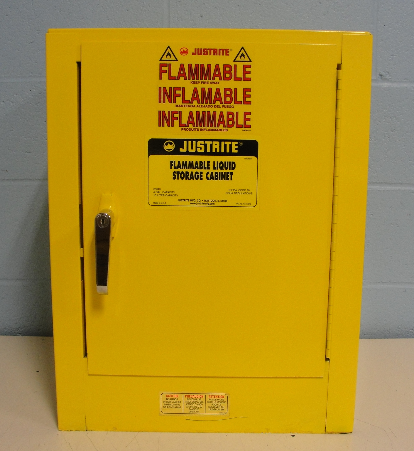 Flammable Cabinet Inspection Requirements Osha Cabinets