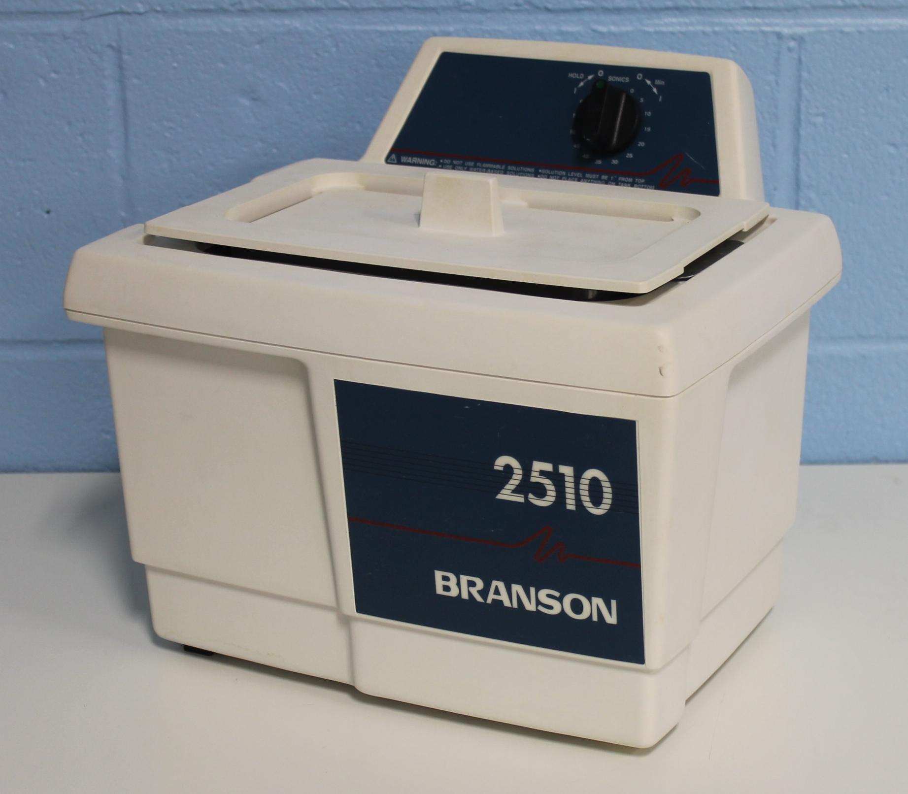Refurbished Branson 2510 Ultrasonic Cleaner