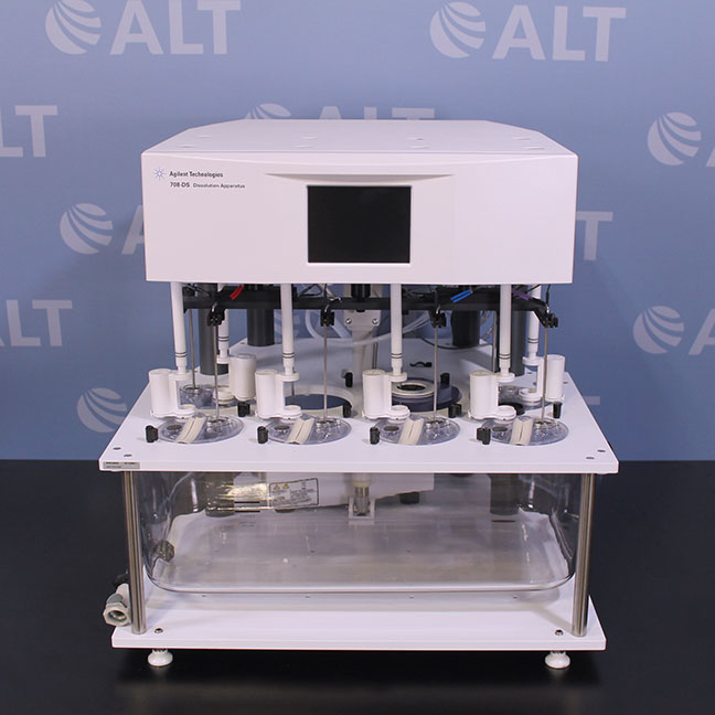 Agilent Technologies 708-DS Dissolution Apparatus Image