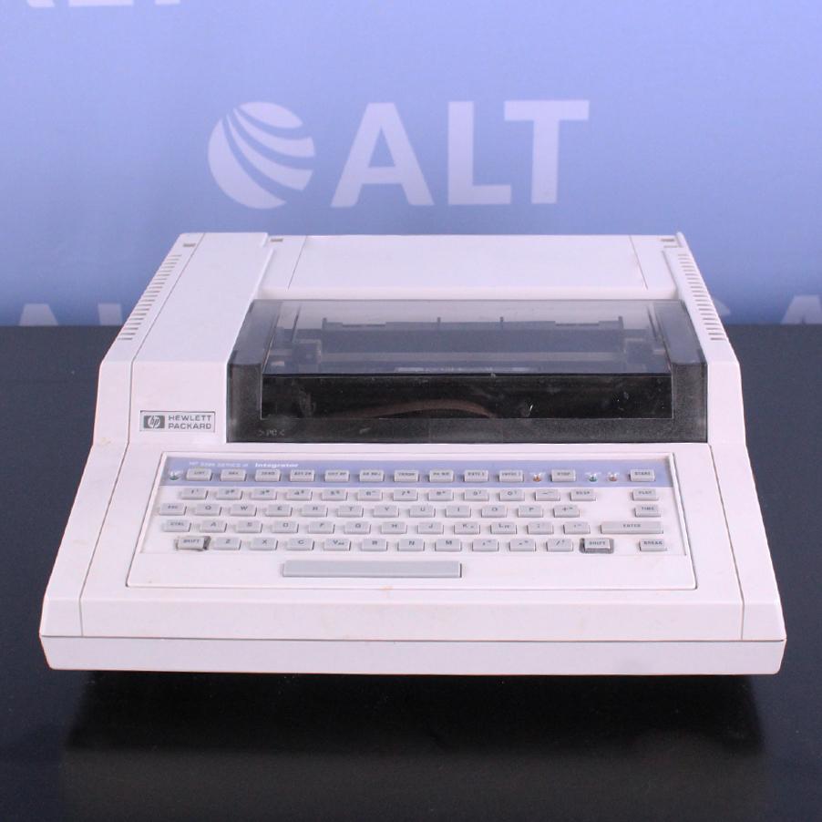 Agilent 3396C Series III Integrator Image