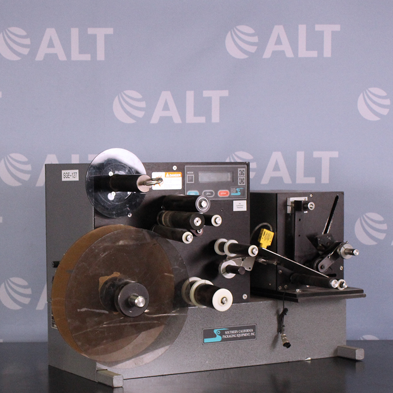 Refurbished Southern California Packaging Equipment St400