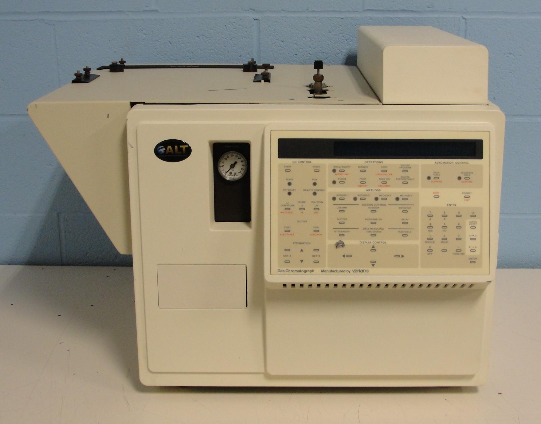 Varian 3400 Gas Chromatograph Image