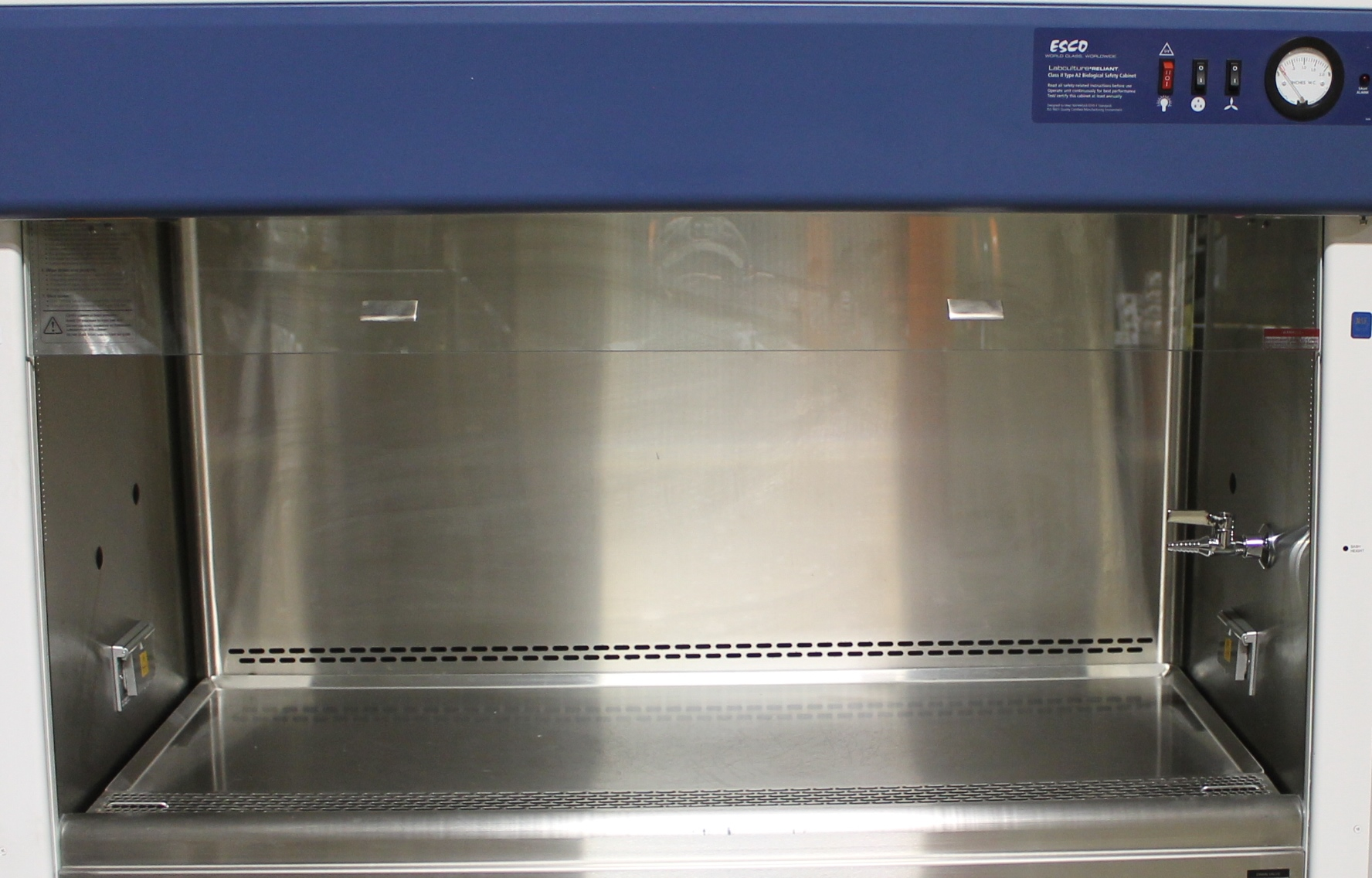Class Ii Type A2 Biosafety Cabinet Esco 4 Labculture Reliant Class Ii Type A2 Biological Safety