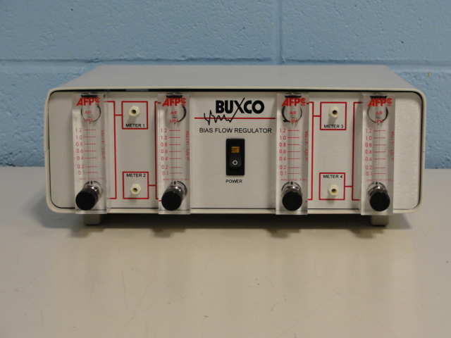 BUXCO 4 Channel Bias Flow Regulator Image