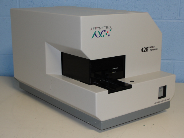 Affymetrix 428 Array Scanner Image
