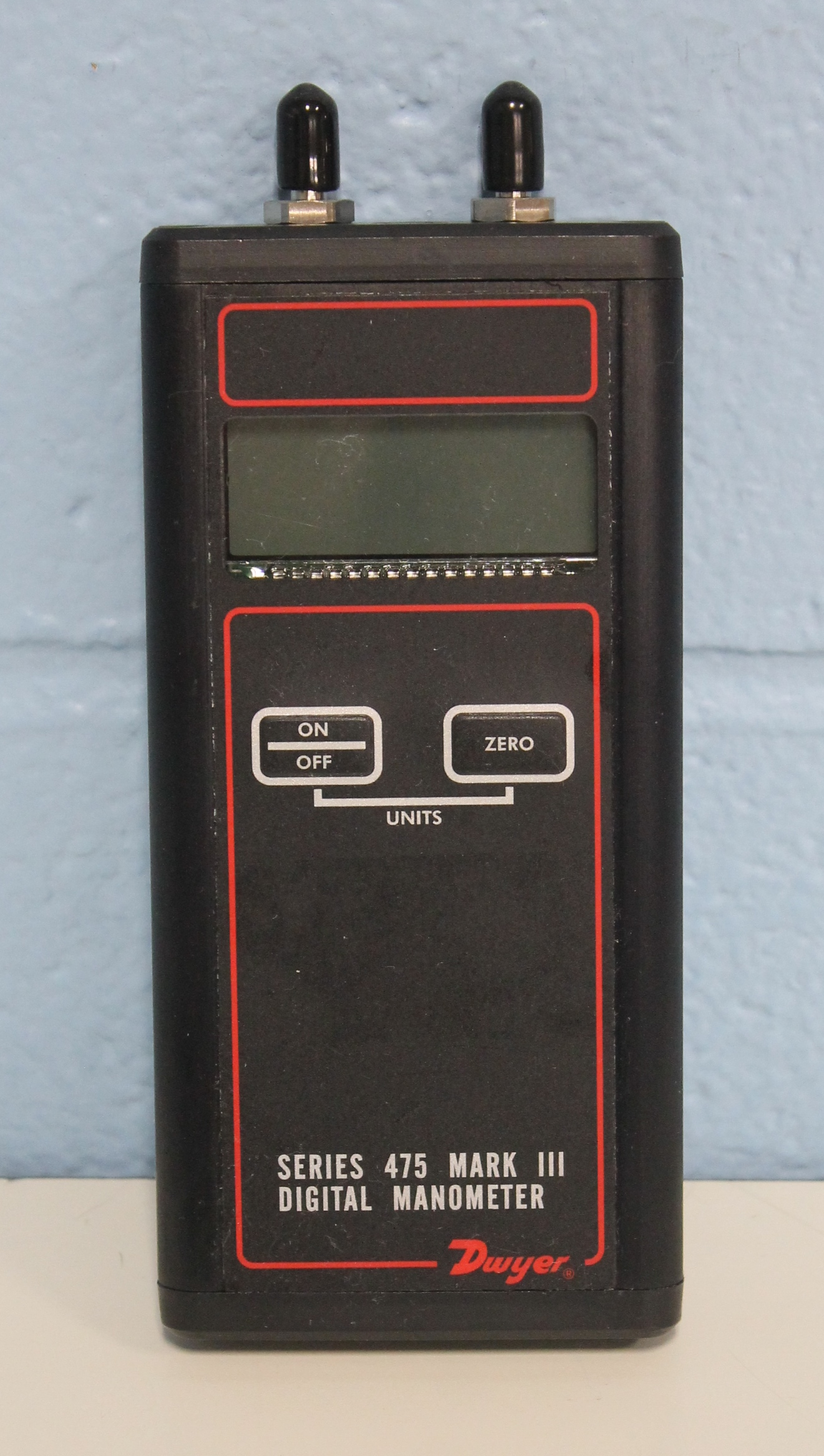 dwyer series 475 mark iii digital manometer manual