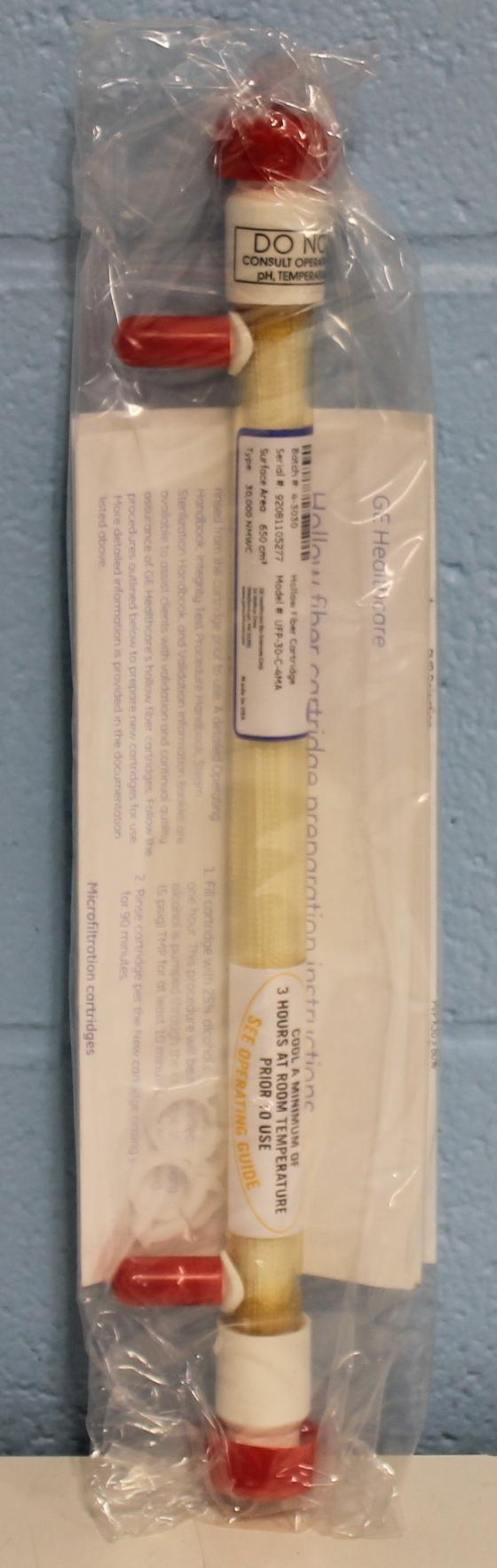 GE Healthcare Life Sciences 4MA Ultrafiltration Hollow Fiber Cartridge (36.7 cm L) Model UFP-30-C-4MA Image