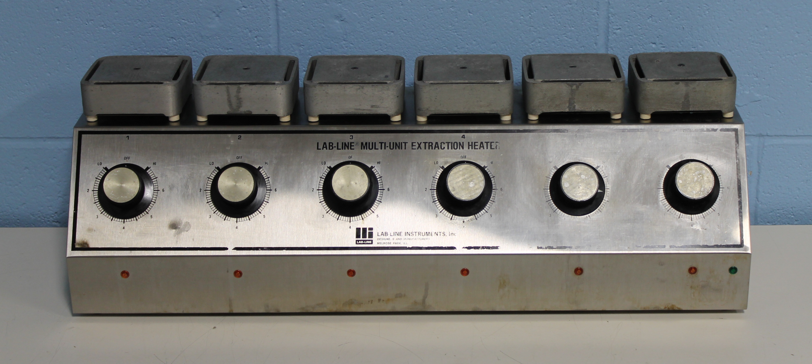 Refurbished Lab Line 5000 Multi Unit Extraction Heater