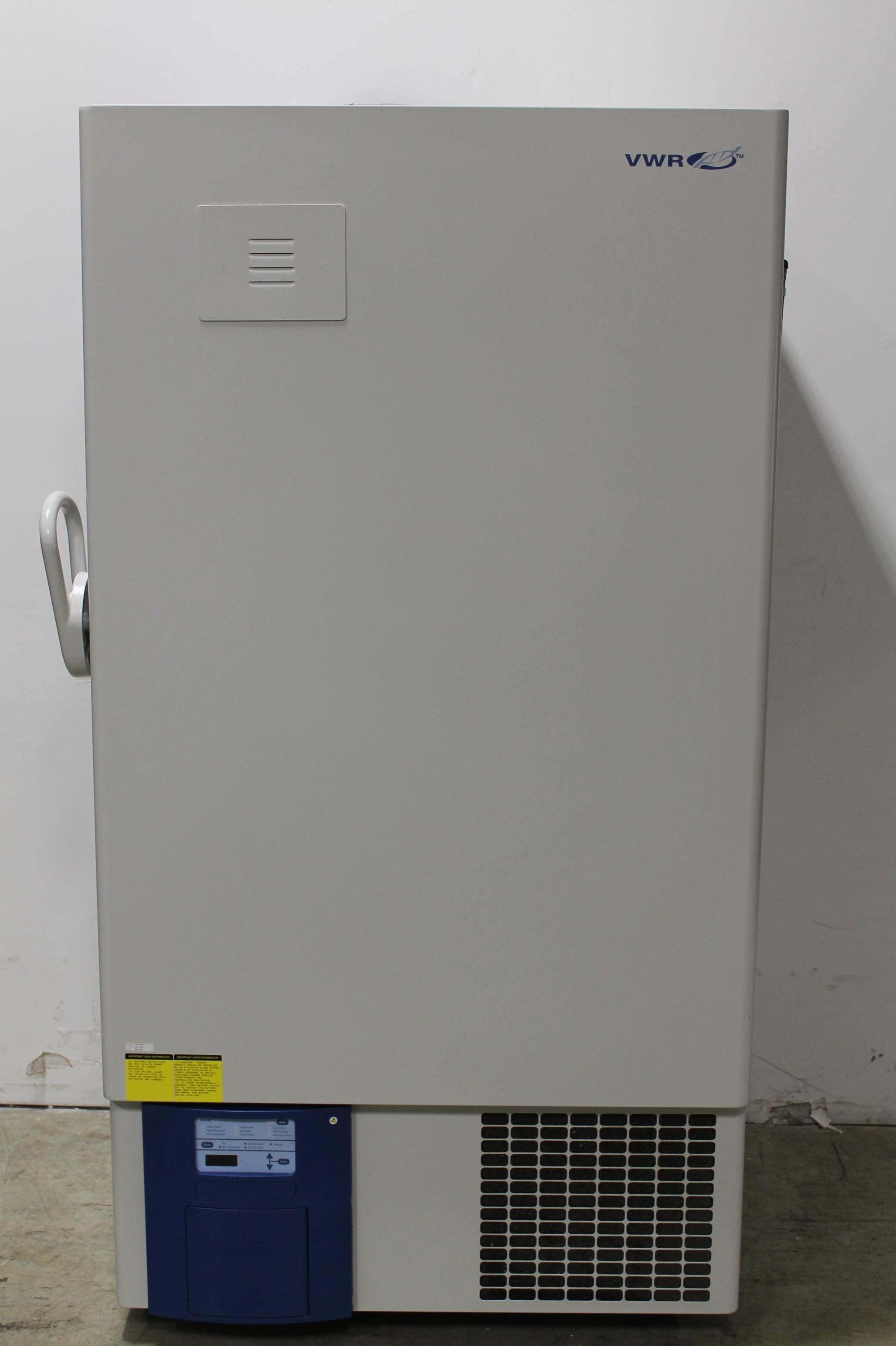 Refurbished Vwr 5756 86 Ultra Low Refrigerator Freezer