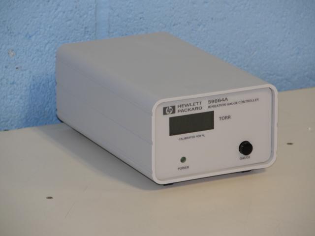 Hewlett Packard 59864A Ionization Gauge Controllers Image