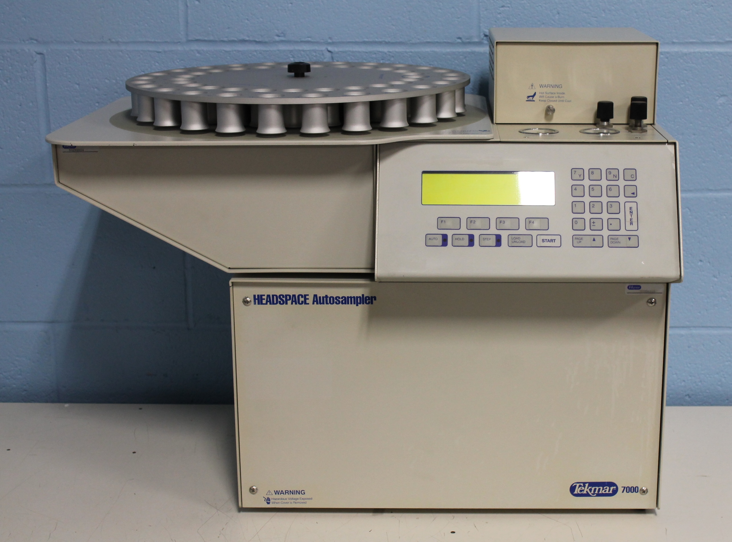 Tekmar 7000 Headspace Autosampler OPTIMIX Equilibration System Image