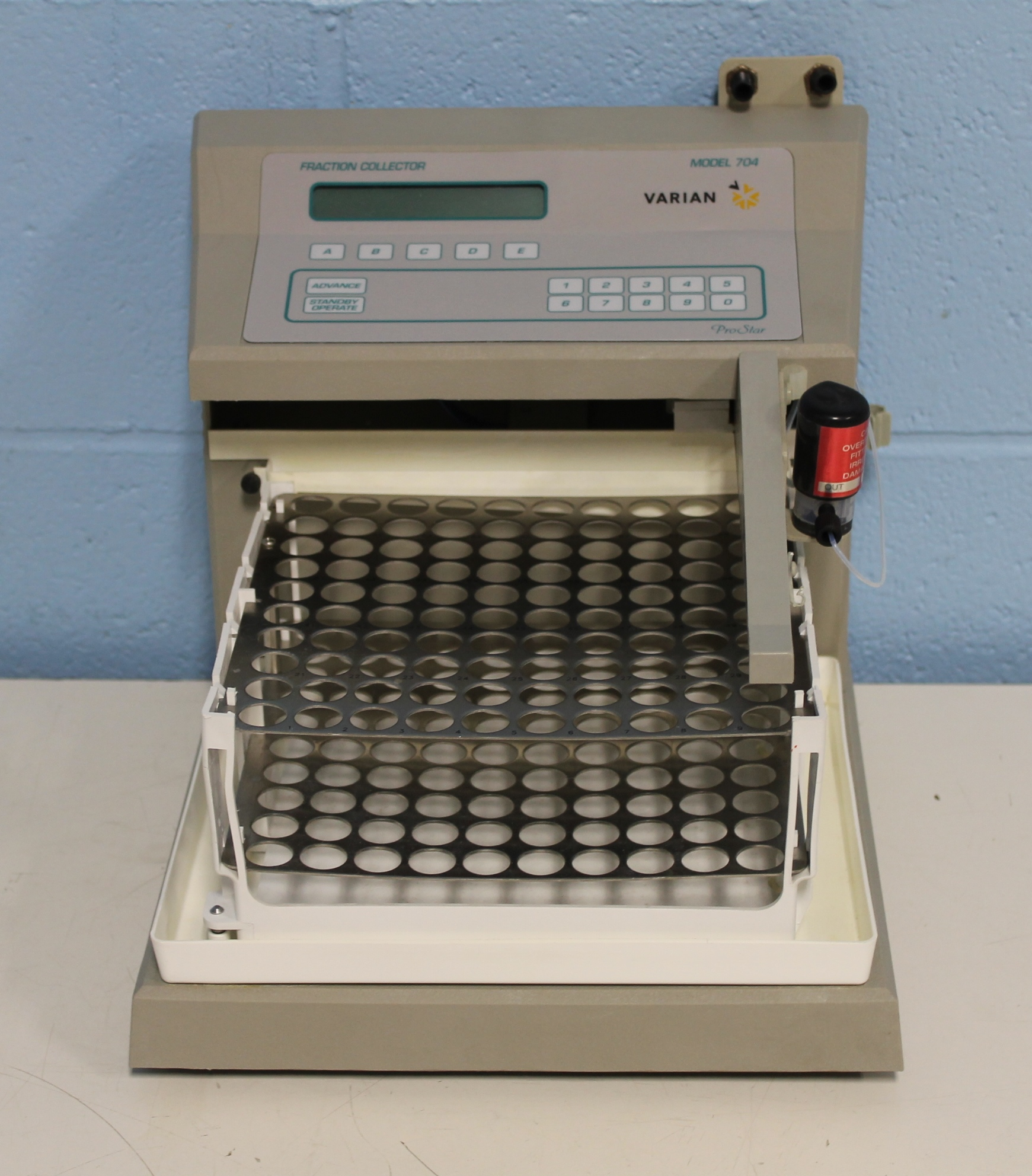 Varian 704 Fraction Collector Image