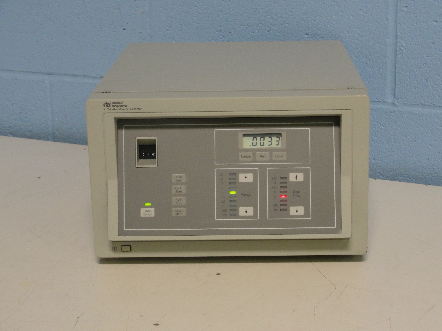Applied Biosystems 759A Absorbance Detector Image