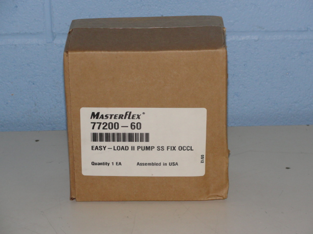 Masterflex 77200-60 L/S Easy-Load II Image