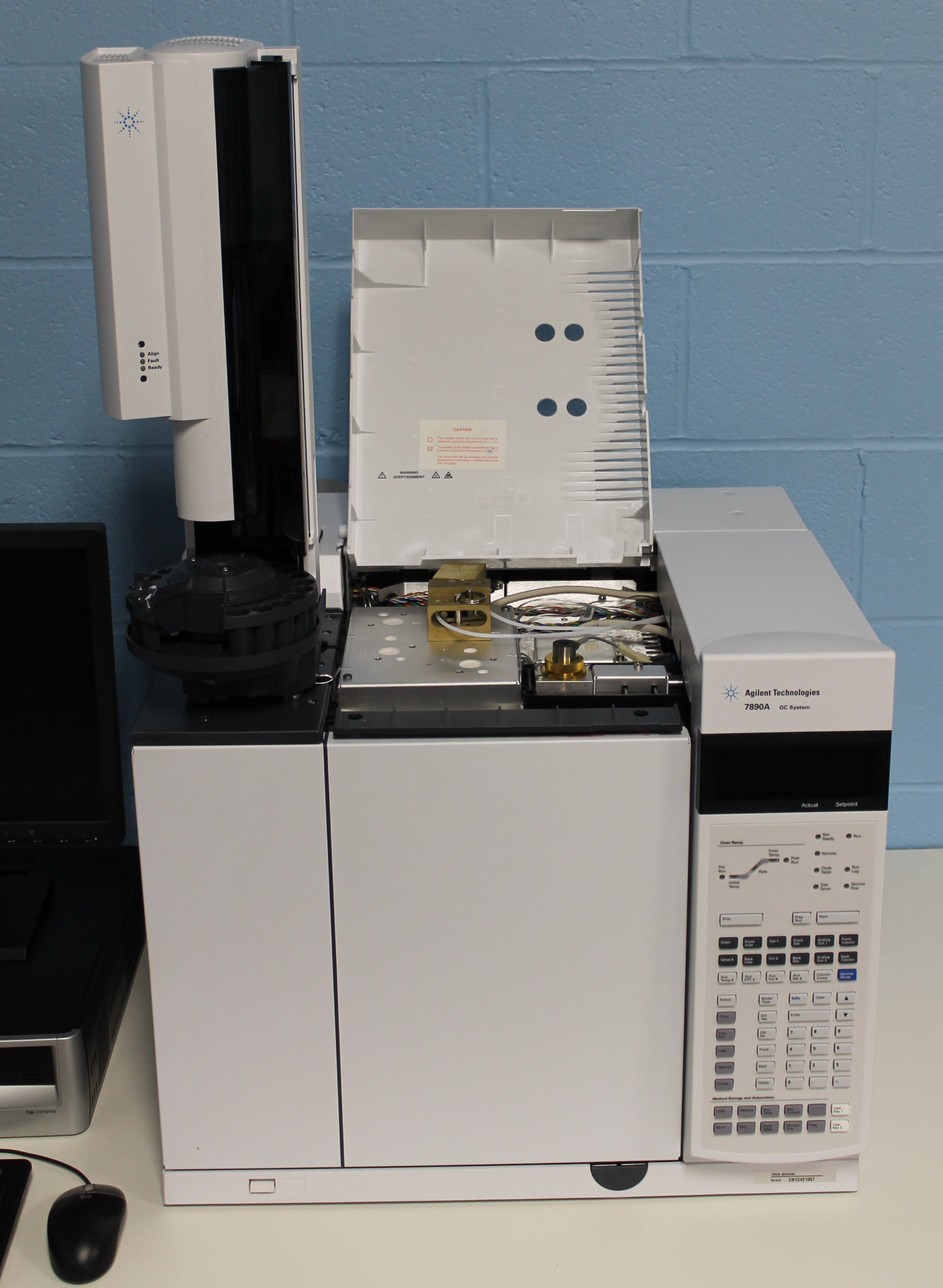 Refurbished Agilent Technologies 7890A (G3440A) GC System