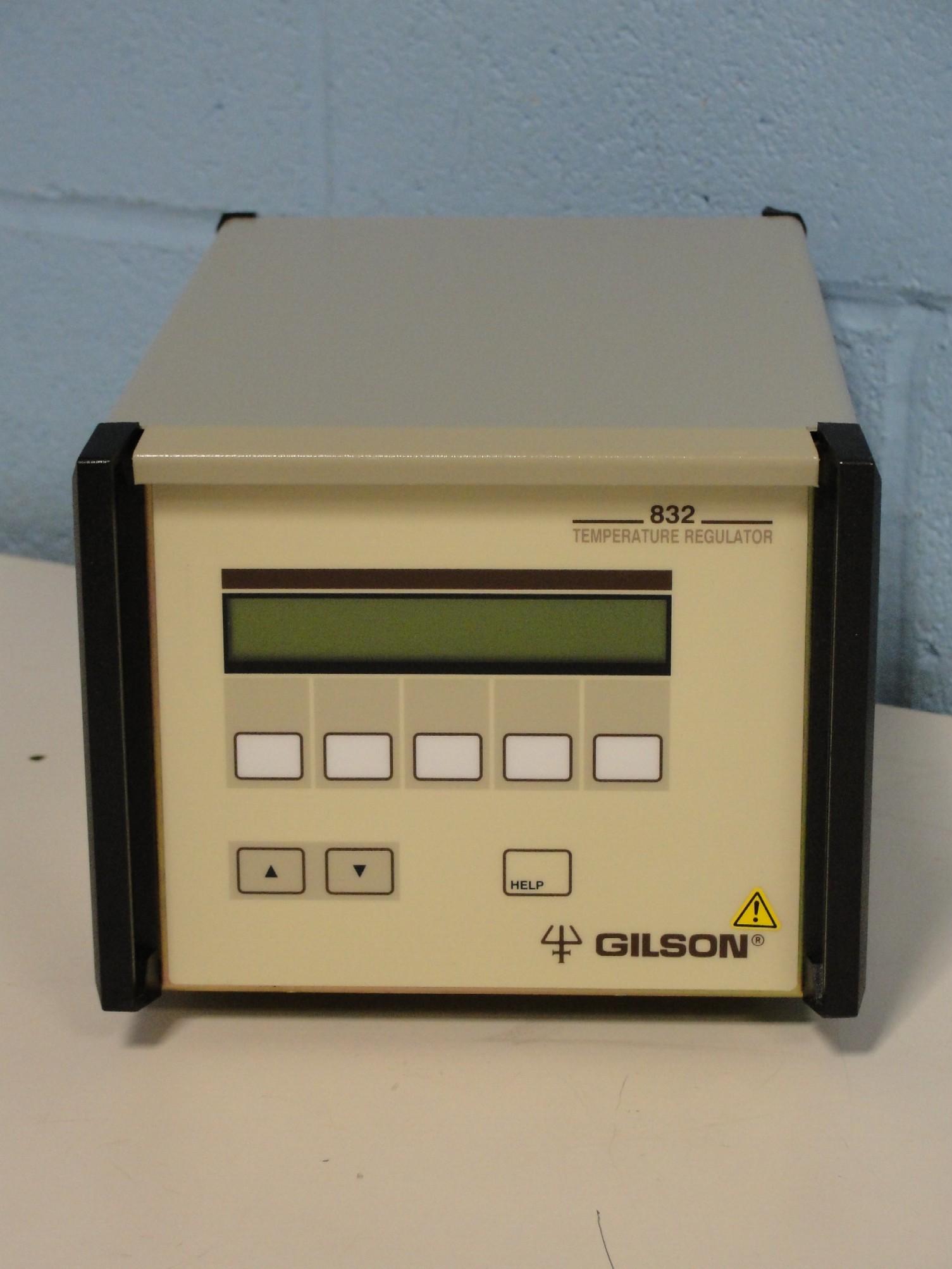 Gilson 832 Temperature Regulator Image