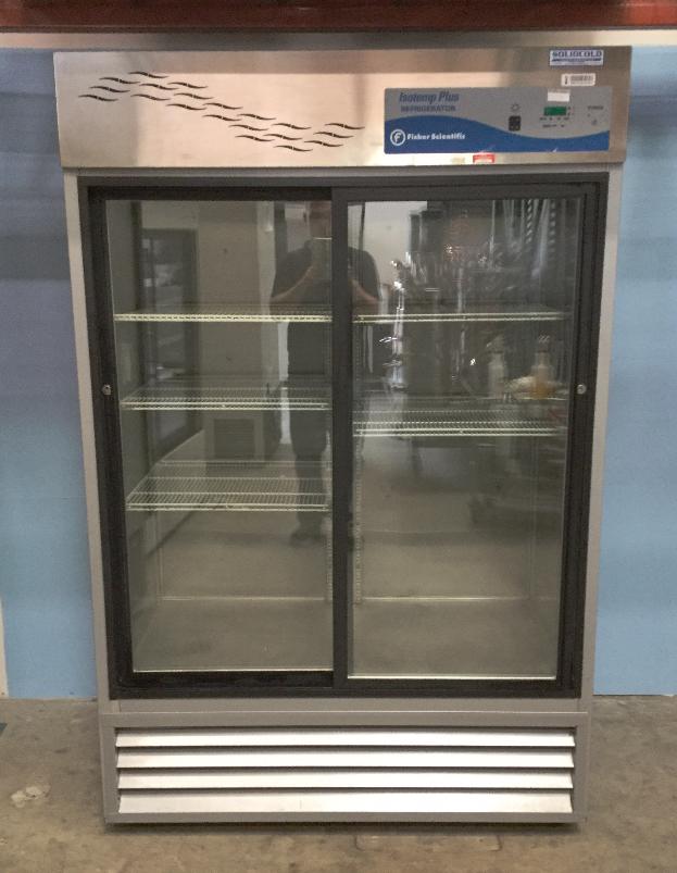 Refurbished Fisher Scientific Isotemp Plus Refrigerator 13