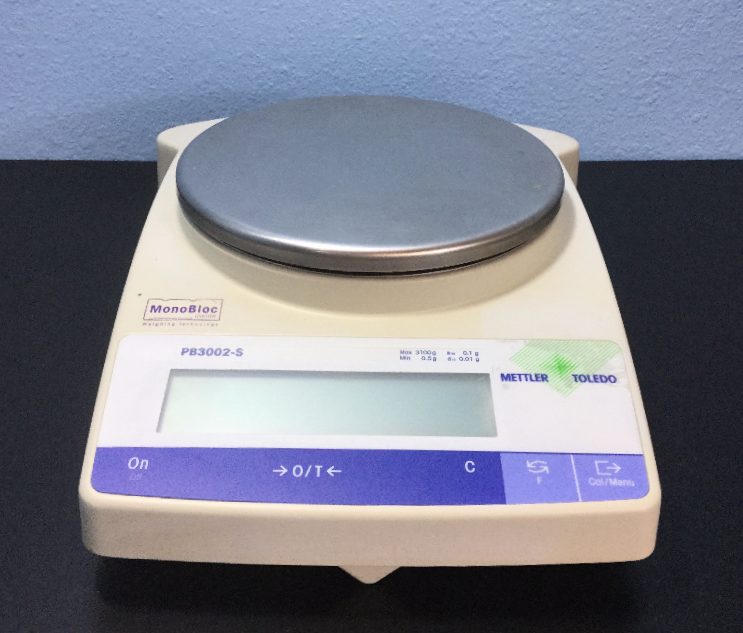 Refurbished Mettler Toledo PB3002-SRS Scale