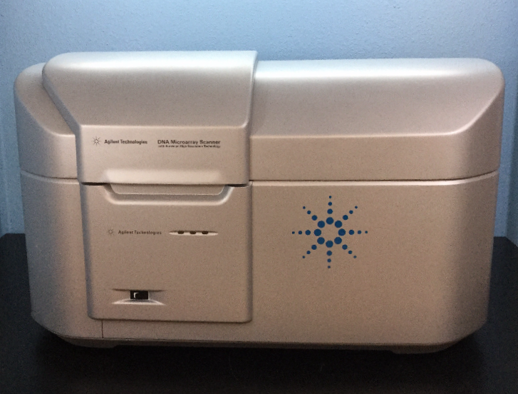 Refurbished Agilent Technologies Dna Microarray Scanner