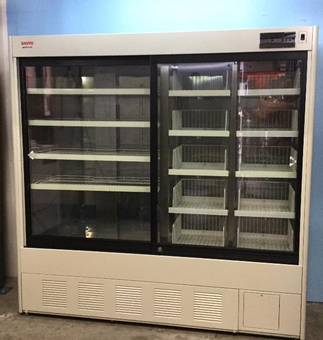 Refurbished Sanyo MPR-1013R Pharmaceutical Refrigerator