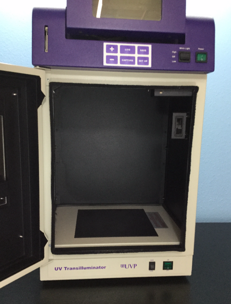 Refurbished Uvp Biodoc It Darkroom