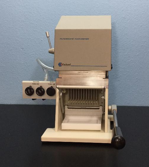 Packard BioScience Company Filtermate Harvester Image