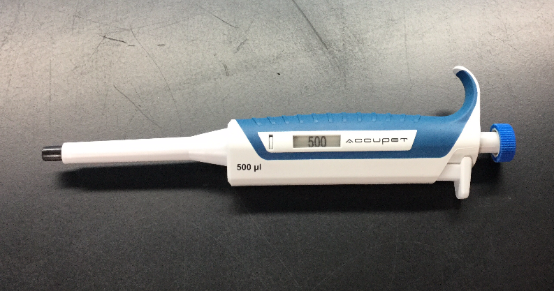 Accupet 500 uL Pipette Image