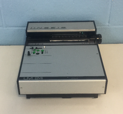 Linseis LM 24 Chart Recorder Image