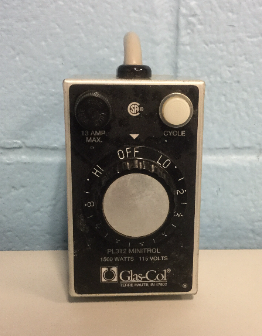Glas-Col PL-312 Heating Mantle Controller Image