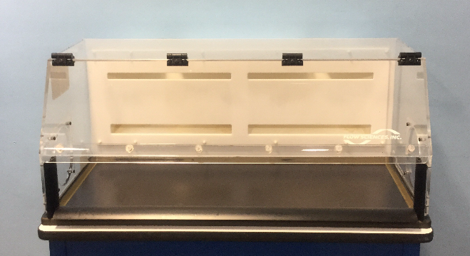 Flow Sciences FS2020 Series of Vented Balance Safety Enclosures (VBSETM)  Image