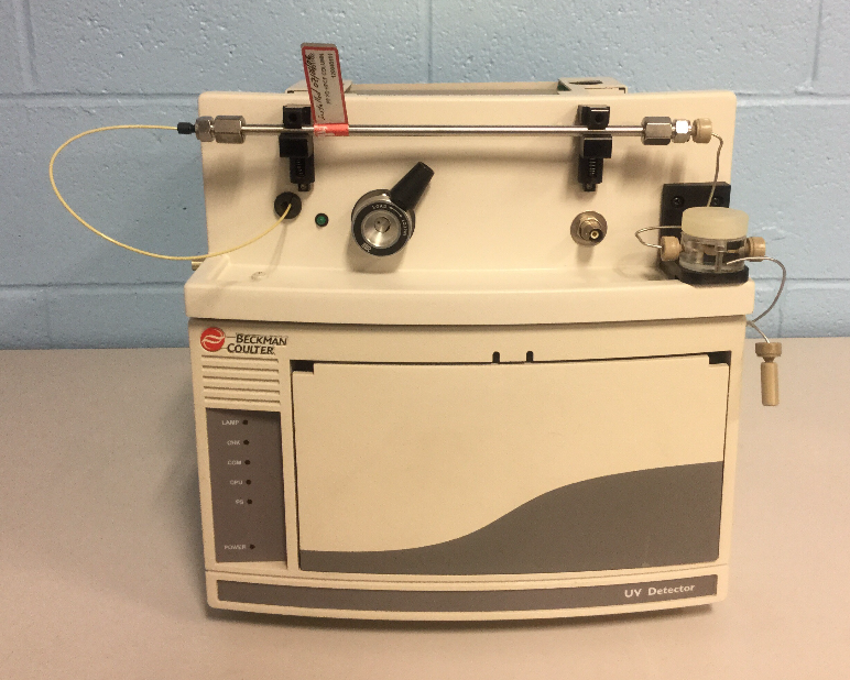 Beckman Coulter 166 UV-Detector Image