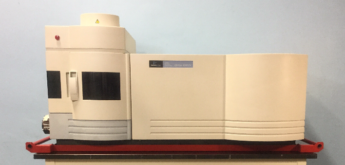 Perkin Elmer Optima 4300 DV ICP-OES with Concentric Nebulizer and Cyclonic Spray Chamber Image