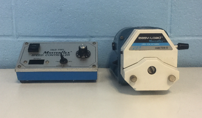Cole-Parmer Pump 7518-12 With Speed Controller Image