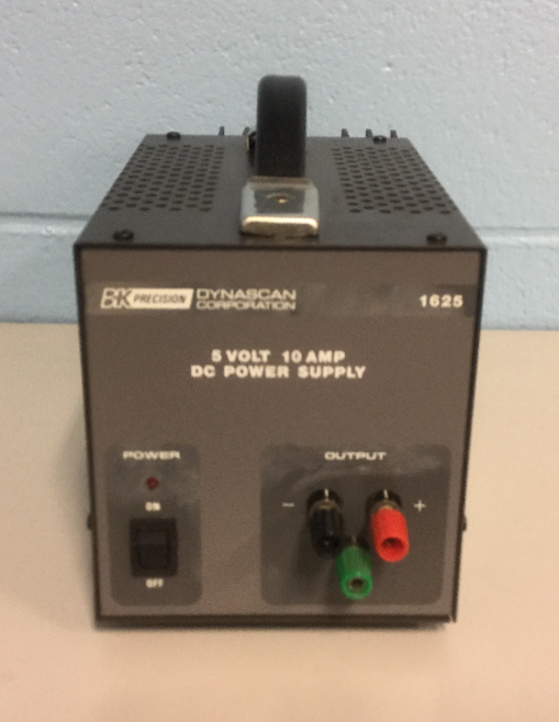 B&K Precision 1625 DC Power Supply Image