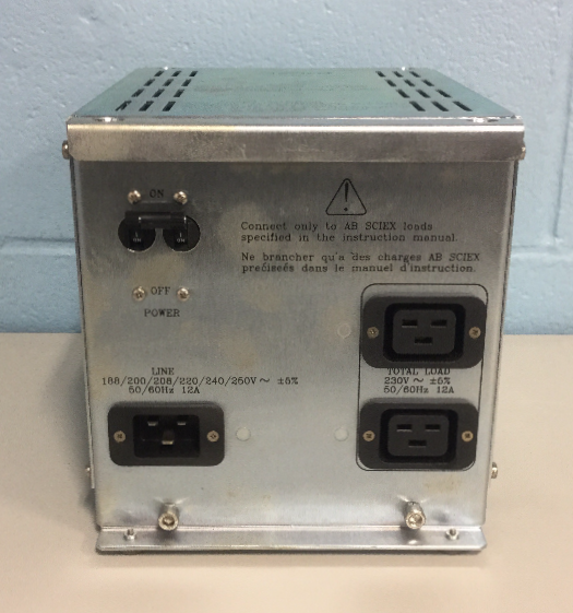 AB Sciex Line Adjustment Transformer Image
