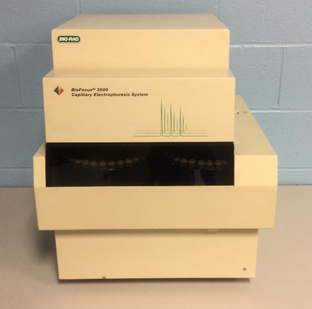 Bio-Rad Biofocus 3000 Capillary Electrophoresis System Model 1480211 Image