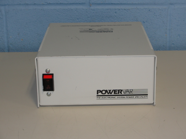 Powervar ABC700-11HEX Power Conditioner Image