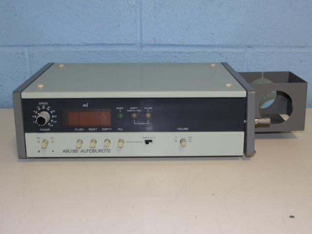 Radiometer Copenhagen ABU 80 Auto Buret Image