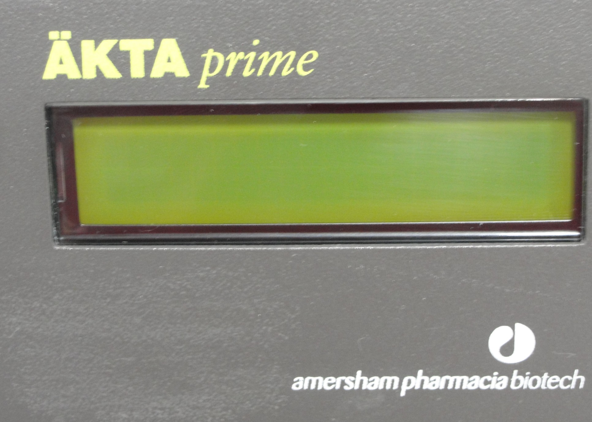 Refurbished Amersham Biosciences AKTA Prime Low-Pressure ...