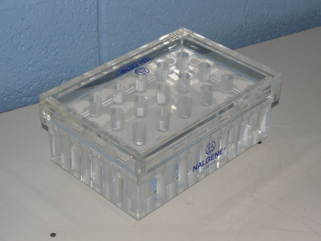 Nalgene Acrylic Beta Test Tube Rack Image