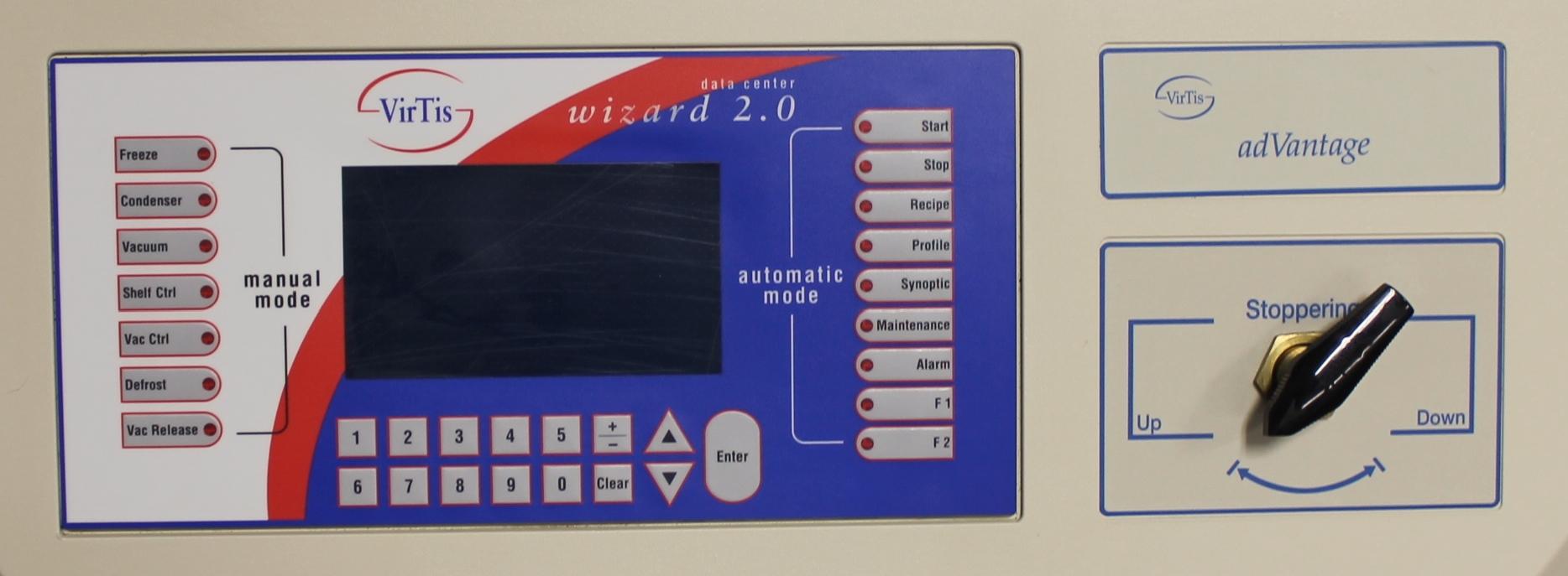 Refurbished VirTis AdVantage Plus BenchTop Freeze Dryer