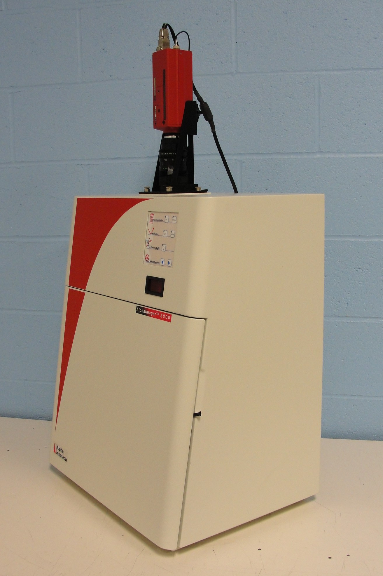 Refurbished Alpha Innotech Alphaimager Image Analysis System