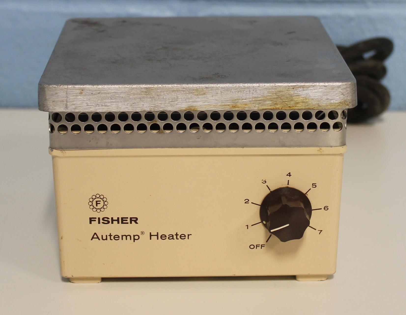 Fisher Scientific Autemp Heater Model 14 Image