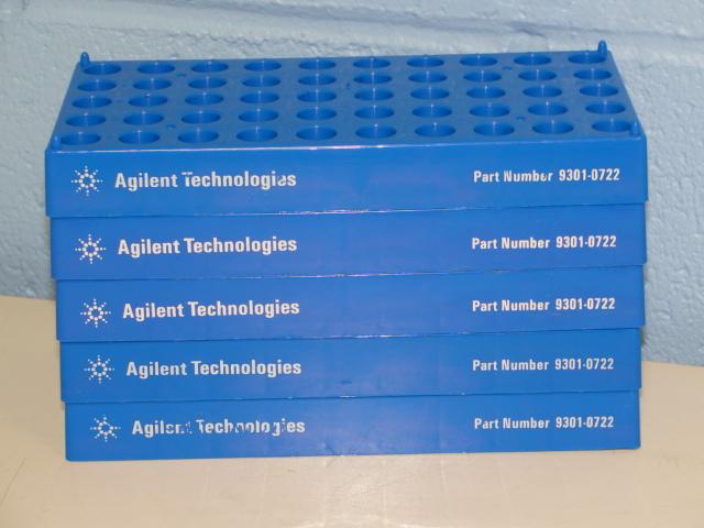 Agilent Technologies Autosampler Vial Rack Image