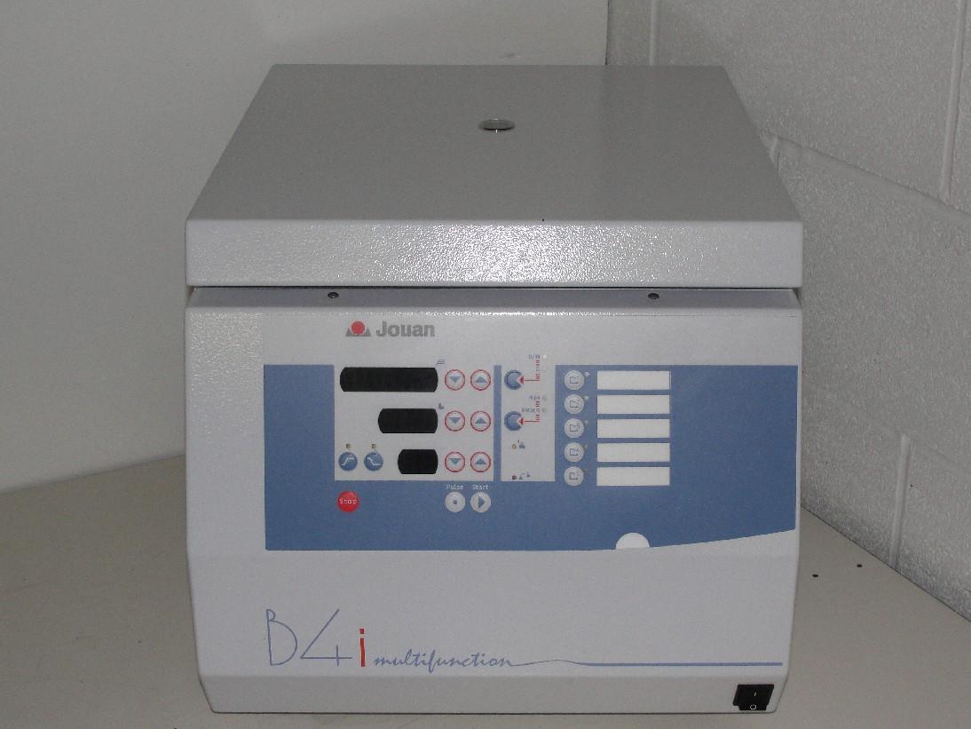 Jouan B4i Multifunction Centrifuge Image