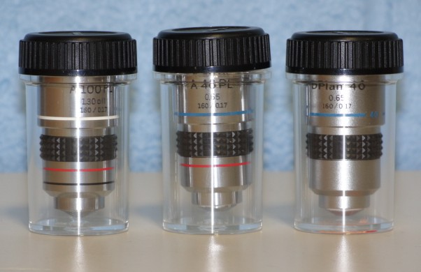 Olympus BH2 Microscope Accessories Image