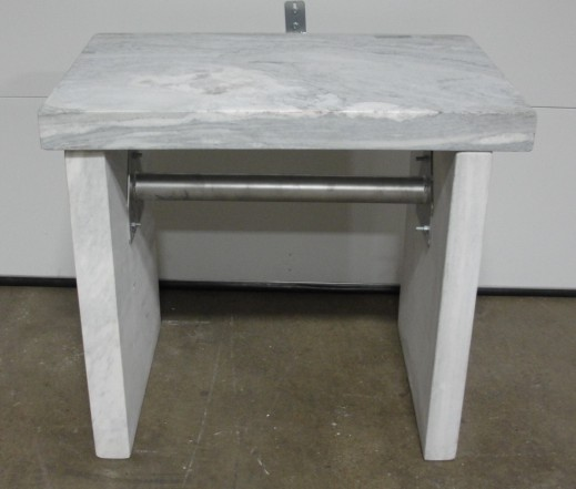Exceptionnel Marble Balance Table Image