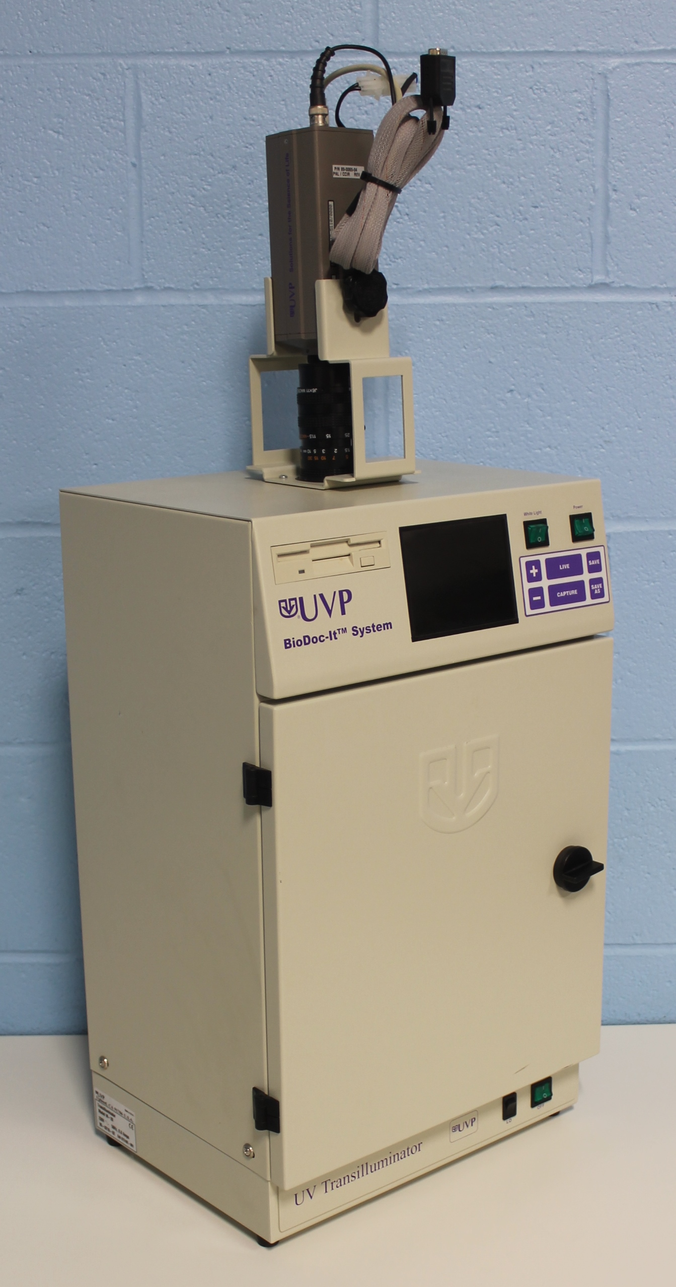 Refurbished Uvp Inc Biodoc It Imaging System